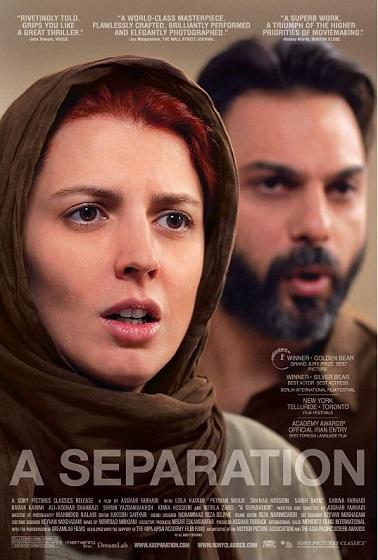 a separation movie
