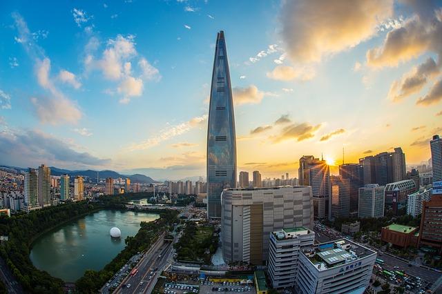 korea lotte world tower