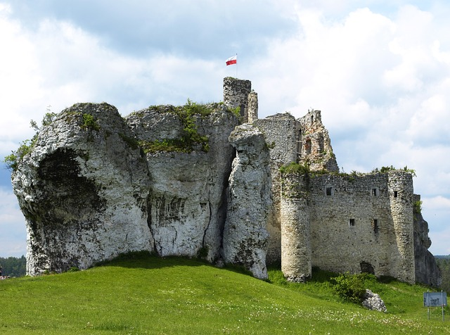 polish castle fortress