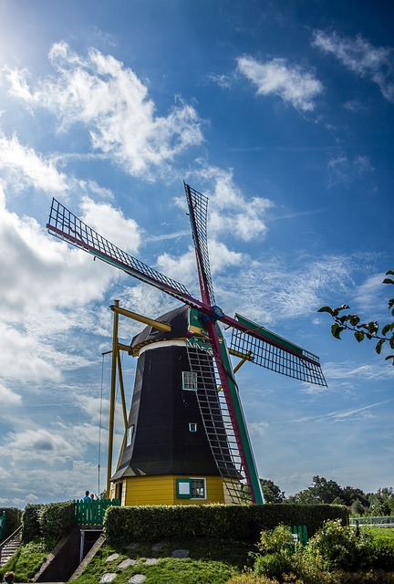 How to Learn the Basics of the Dutch Language Easily windmill